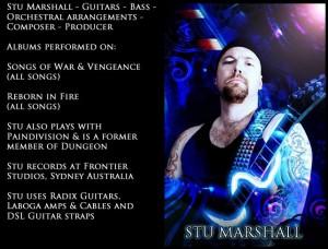 Stu Marshall