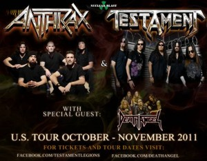Anthrax & Testament