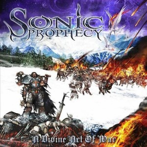 Sonic Prophecy - A Divine Act of War