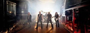 "PRIMAL FEAR - Promo Shot from ""Bad Guys Wear Black"""