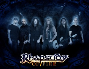 Rhapsody Of Fire 2011