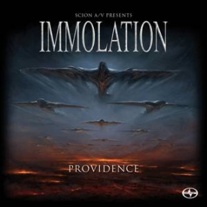 Immolation – Providence EP
