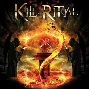 KILL RITUAL (x Dark Angel,Imagika,Eldritch) Unveil Debut CD Cover