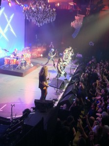 Metallica with Mustaine, Ron McGovney, and Lloyd Grant! Hit the Lights