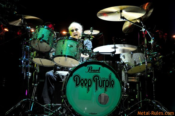 Deep Purple - Ian Paice