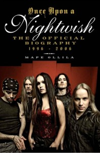 'ONCE UPON A NIGHTWISH: The Official Biography 1996-2006'