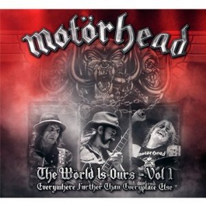"""The World Is Ours - Vol. 1 (CD/DVD)"" by Motorhead"
