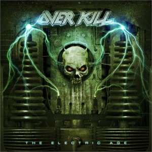 "Overkill - ""The Electric Age"""