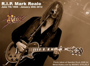 RIP Mark Reale