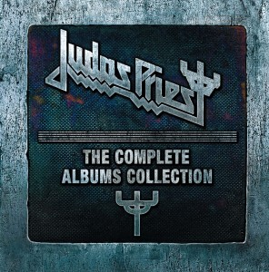 JUDAS PRIEST'S CAREER SHOWCASED WITH EXTENSIVE CD BOX SET, 'THE COMPLETE ALBUMS COLLECTION'