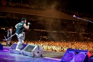 "Iron Maiden ""En Vivo!"