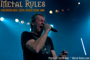 Deep Purple: Live at Mile One in St. John's, NL, Canada. Feb 2 1012.