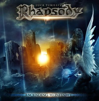 "LUCA TURILLI'S RHAPSODY ""Ascending To Infinity"""