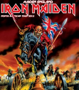 "IRON MAIDEN Announce ""Maiden England World Tour"""