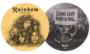RAINBOW'S CLASSIC 'LONG LIVE ROCK 'N' ROLL'