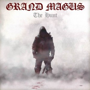 "GRAND MAGUS: Cover Artwork for ""The Hunt"""