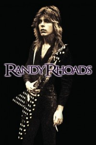 RANDY RHOADS Biography Coming This Spring