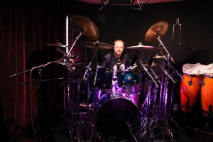 Drummer Rikard Stjernquist - Photo Credit Mark Briody