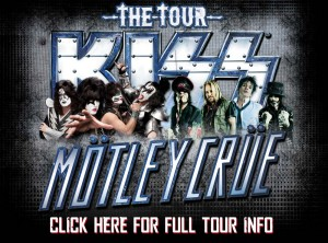 Crue & Kiss 2012 Tour