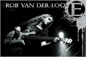 New EPICA bassist Rob van der Loo