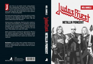 DEFENDERS OF THE FAITH: THE STORY OF JUDAS PRIEST: FINNISH TRANSLATION PUBLISHED
