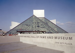 The Rock & Roll Hall of Fame