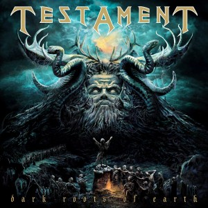 Testament's new album, DARK ROOTS OF EARTH - released on July 27, 2012 (Europe) and July 31, 2012 (North America) via Nuclear Blast Records.