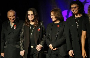 Black Sabbath in 2011. The reunion that should of happened.