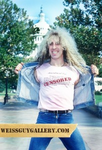 Dee Snider Photo by Mark Weiss