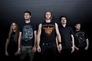 Disease Illusion - Band Photo 2012