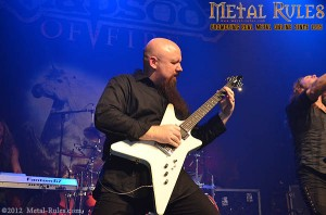 Rhapsody of Fire - Tom Hess