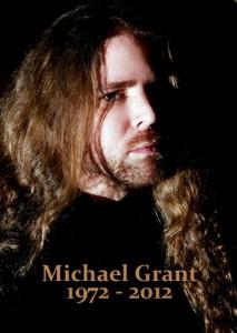 R.I.P. Michael Grant