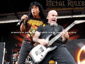 ANTHRAX - CHICAGO 2012