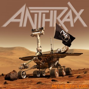 NASA's Curiosity Wakes Up to a Dose of Anthrax