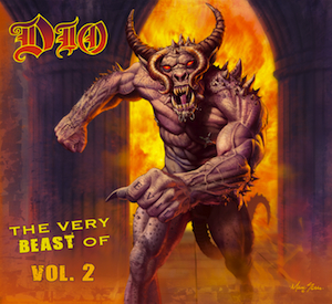 """The Very Beast Of Dio Vol. 2"""