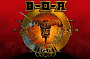Bloodstock Open Air 2012 - 9th – 12th August 2012