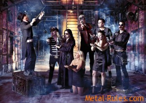 Therion (c) Offical Band Photo722_New Album 'Les Fleurs Du Mal' 2012