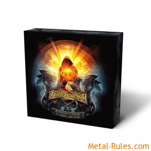 Blind Guardian - A Traveler's Guide to Space and Time Box