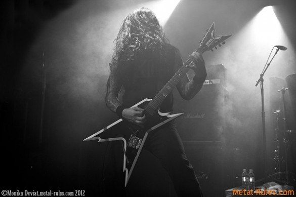 Krisiun - Barge To Hell 2012