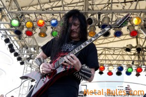 Possessed - Barge To Hell 2012