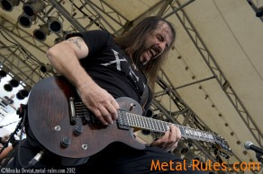 Rotting Christ - Barge To Hell 2012