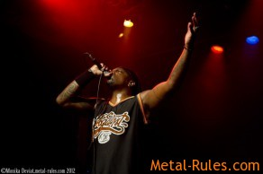 Sepultura - Barge To Hell 2012
