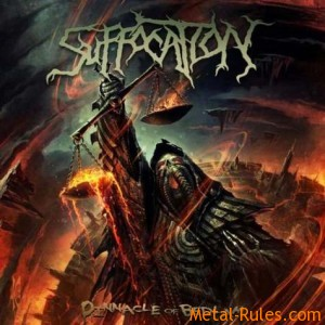 "SUFFOCATION: ""Pinnacle of Bedlam"""