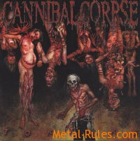 Cannibal Corpse - Torture