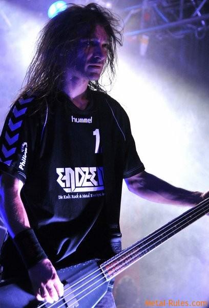 Kreator - Christian Giesler