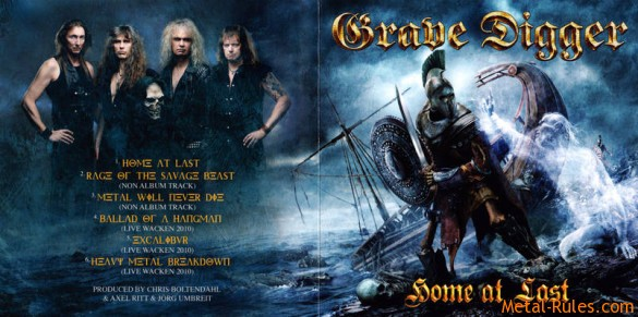 Grave Digger – Home At Last