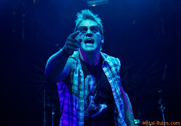 Fozzy @ Electric Ballroom