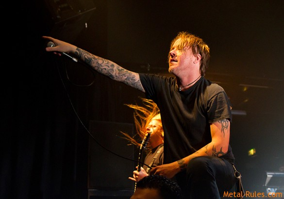 Fear Factory @ Koko