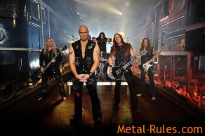 Primal Fear - UNBREAKABLE promo photo 2012