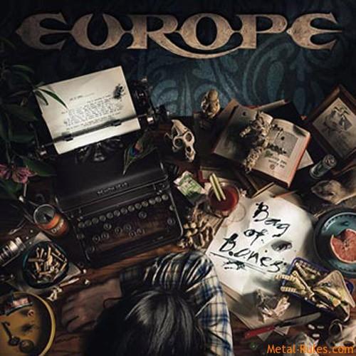 Europe - album cover